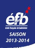 Logo école de Badminton